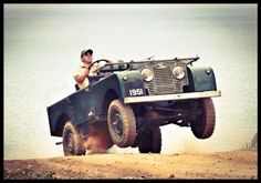 land (and air) rover Land Rover Serie 1, Land Rover Defender, Defender 90, Adventure Car, Volkswagen, Best 4x4, Offroader, Automobile, Range Rover Classic