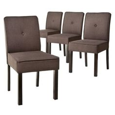 Baxter Dining Chairs - Set of 4
