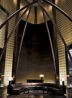 Armani Hotel Dubai_Giorgio Armani; Wilson Associates | redchalksketch