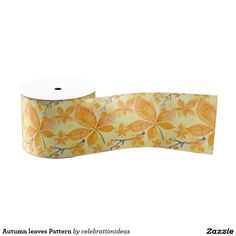 NEW. #Autumn #leaves #Pattern Available in different products. Check more at www.zazzle.com/celebrationideas