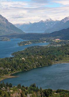 Patagonia argentina de #Bariloche #Travel #Argentina #LitoralVerde