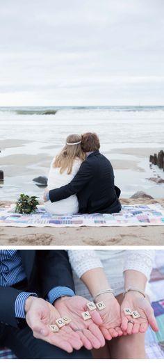#strandhochzeit #beachwedding