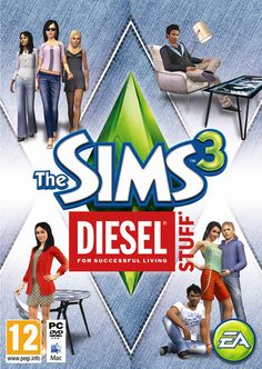 The Sims 3 Diesel Stuff Expansion Pack