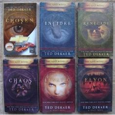 The Lost Books by Ted Dekker  . BEST BOOKS EVER!!!!!! They are on the MORE system! @katelynnorf2 @Emnems1153