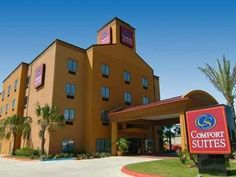 Beaumont (TX) Comfort Suites United States, North America Ideally located in the prime touristic area of Beaumont, Comfort Suites promises a relaxing and wonderful visit. The property features a wide range of facilities to make your stay a pleasant experience. To be found at the hotel are Wi-Fi in public areas, car park. Designed for comfort, selected guestrooms offer wake-up service, desk, alarm clock, telephone, internet access – LAN (complimentary) to ensure a restful night...
