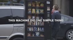 Is It the End of Vending Machine Campaigns as We Know It? - http://www.creativeguerrillamarketing.com/guerrilla-marketing/end-vending-machine-campaigns-know/