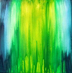 Emerald Rain   DegreeArt.com