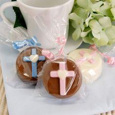 Religious Cross Chocolate Covered Oreo Cookies