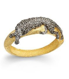 alexis bittar panther bracelet - Google Search