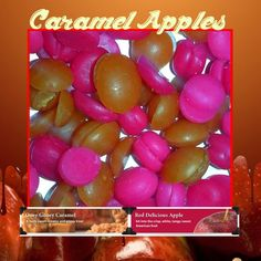 What does YOUR home smell like? http://zebracandlesprinkles.com  #sprinklerecipe #caramelapple