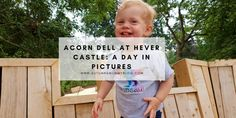 JB Gill of CBeebies' Down on the Farm opened the new Acorn Dell playground for under 7's at Hever Castle on 12th July. This natural playground is fantastic!