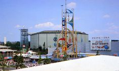 "A photo of ""It's a Small World"" from the 1964 World's Fair. Credit: Gary W. Clark. Read more on the GenealogyBank blog: ""1964 World's Fair: History, Photos & Memorabilia."" http://blog.genealogybank.com/1964-worlds-fair-history-photos-memorabilia.html"
