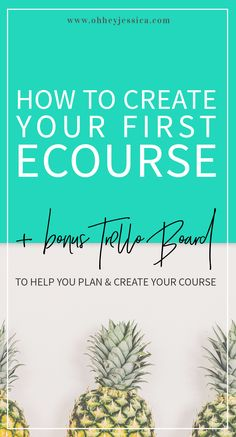 how to create a cour