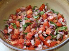 Bolivian Salsa Cruda Fresh Tomato And Onion Salsa) Recipe - Food.com