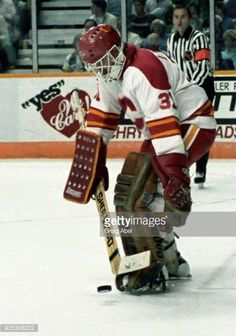 Hockey Goalie, Toronto Maple, Calgary, Skate, Pictures, Vintage, Historia, Photos, Vintage Comics
