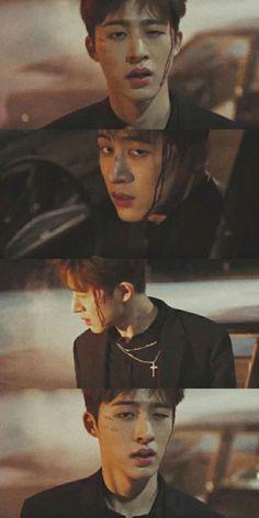 Ikon Leader, Kim Hanbin Ikon, Jay Song, Ikon Wallpaper, Nct Yuta, Kpop, Yg Entertainment, Handsome Boys, Frases