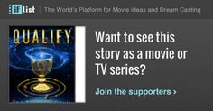 Want The Atlantis Grail Series to to be made into a movie? Support it here!  Add your dream cast, etc!