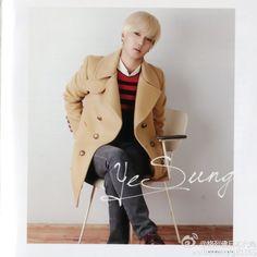 SuJu KRY - YeSung