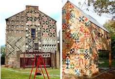 Quilt Inspiration: Barn Quilts
