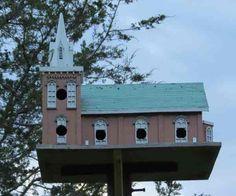 Tree Pictures.com / Bird huise Kerk Ontwerp Bird