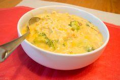 College Cuisine: Cheddar Ramen Veggie Chowder
