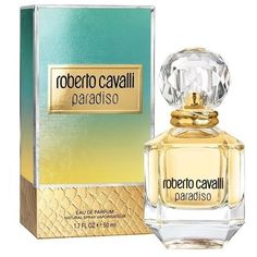 Roberto Cavalli Paradiso EDP Spray ($48) ❤ liked on Polyvore featuring beauty products, fragrance, roberto cavalli, eau de perfume, spray perfume, eau de parfum perfume and edp perfume