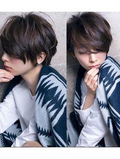 ローラン(ROULAND) 【池袋】ひし形ショート前髪長めとろみワンカール