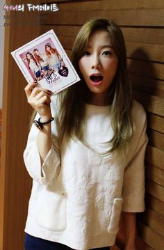 [TAEYEON] SNSD's beloved kid leader ~ check out her new released single 'I' it will blow you away