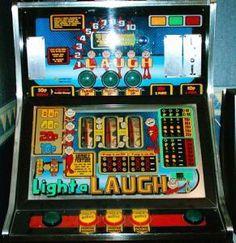 Light-a-LAUGH fruit machine