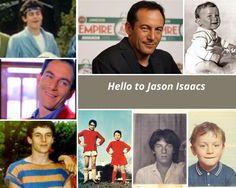 Young Jason Isaacs
