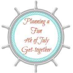 Planning a fun 4th of July get together ~ Keeping it Simple  l  Fresh Idea Studio #summerinspiration #outdoorentertaining