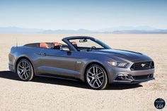 Ford Mustang Convertible - PHOTOS www.voiturepourlui.com