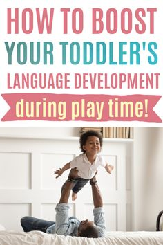 Are you looking for strategies to encourage language development in early childhood? These simple ideas and activities will help boost language skills