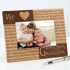 Best personalized christmas gift ideas grandparents