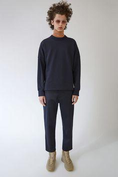 Ready-to-wear Allan Cotton Dark Navy 375x