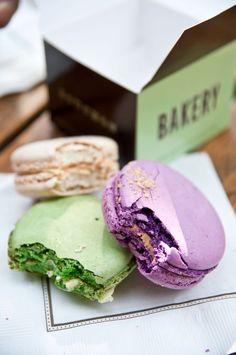 Bouchon Bakery Macarons