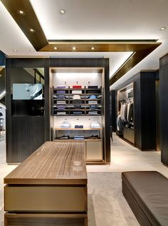Brioni Flagship Store by Park Associati