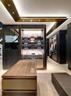 Brioni Flagship Store by Park Associati