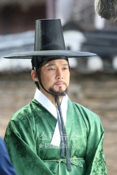 Yi San (Hangul: 이산; hanja: 李祘), also known as Lee San: The Wind of the Palace, is a 2007 South Korean historical drama, starring Lee Seo-jin and Han Ji-min. It aired onMBC from September 17, 2007 to June 16, 2008 on Mondays and Tuesdays  정약용