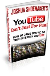 """You Tube Made Easy for the Newbie Internet Marketer """"With Out Getting The Online Bends"""""""