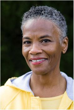 African-American Short Hair Styles for Women Over 50 | American ...