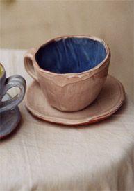 Rachel Wood Pottery. Love this texture! $48.00