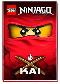 Lego Ninjago Kai: Amazon.co.uk: 9783868854299: Books