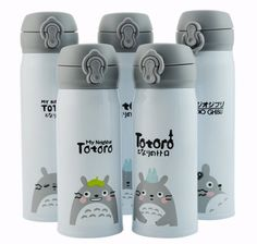 My Neighbor Cartoon Totoro Stainless Steel Thermos Vacuum Flasks Bottle (300/450ML - 4 Styles)  Final Sales  My Neighbor Cartoon Totoro Stainless Steel Thermos Vacuum Flasks Bottle (300/450ML - 4 Styles)  $ 22.88   ✈️FREE Shipping Worldwide  | 2000+ Products  Shipped Worldwide | Refund Guarantee |  See more pic in https://www.totoroshop.co/my-neighbor-cartoon-totoro-stainless-steel-thermos-vacuum-flasks-bottle-300450ml-4-styles/  〰〰〰〰〰〰  #totoro #totoroshopco #japan #ghibli #freeshipping…