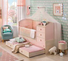 nl of klik op de link in onze bio ⬆ Baby Boy Rooms, Baby Cribs, Baby Room Decor, Nursery Room, Girls Bedroom Furniture Sets, Bedroom Bed Design, Design Room, Baby Supplies, Toddler Bed