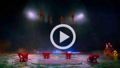 Цирк дю Солей / Cirque du Soleil: Сказочный мир #юмор #шоу #приколы #видео #хохмы #france #позитив #девушки #парни #шутки #video #positive #женщины #jokes #show #facebook