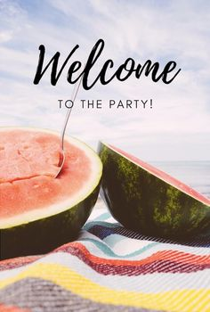 Arbonne Party, Lemongrass Spa, Tastefully Simple, Welcome To The Party, Color Street Nails, Lemon Grass, Scentsy, Watermelon, Fruit