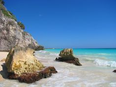Tulum Beach, Mexico