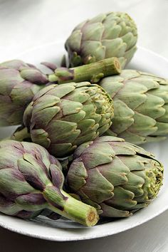 how to prepare and cook artichokes by David Lebovitz, via Flickr