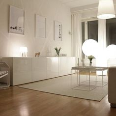 33 Ways To Use IKEA Besta Units In Home Décor | DigsDigs: